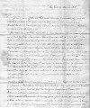 Letter from Peter Augustus Jay to George Clarke, 1818-03-12