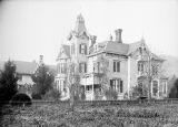 Victorian house on Main Street, Delhi, New York