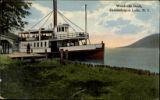 Woodville Dock, Canandaigua Lake, N.Y.