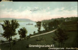 Canandaigua Lake, N.Y. from Main Top