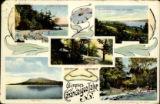 Glimpses of Canandaigua Lake N.Y.
