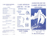 Cooperstown, NY, Lake Otsego Offers