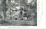 Theological Seminary, Alfred University, Alfred, N.Y.