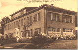 Allen Memorial Laboratory, Biology and Chemistry, Alfred University, Alfred, N.Y.