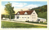Farm Barn, New York State School of Agriculture, Alfred, N.Y.