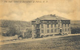 The State School of Agriculture at Alfred, N.Y.