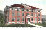 New York State School of Agriculture, Administration Building, Alfred, N.Y.