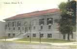 Carnegie Library, Alfred, N.Y.