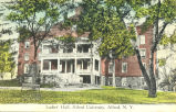 Ladies' Hall, Alfred University, Alfred, N.Y.