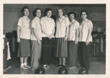 Fort Jay Women's Bowling Team