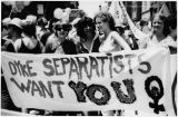 """Dyke Separatists Want You"""