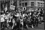First Annual New York City Dyke March