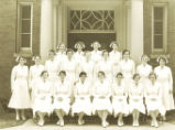 The Genesee  Hospital School of Nursing class of 1932