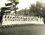 The Genesee  Hospital School of Nursing class of 1935
