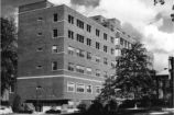 The Genesee Hospital in 1953