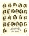 The 1940 graduating class of the Rochester General Hospital School of Nursing
