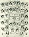 The 1959 graduating class of the Rochester General Hospital School of Nursing