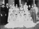 Rochester Homeopathic Training School for Nurses class of 1893 or 1894
