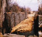 Remains of Genesee Valley Canal lock 33