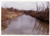 Remains of the Genesee Valley Canal in Portage, N.Y.
