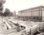 1926 addition to Memorial Art Gallery under construction - 1