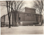 1926 addition to Memorial Art Gallery under construction - 7