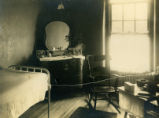 Nurse dorm room in 1914