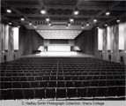 Ford Hall (Concert Hall), Ithaca College, Ithaca, NY,  interior view from rear, taken January 20,...