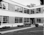 Annex building, Ithaca College, Ithaca, NY, exterior view from the Southwest, taken October 1,...