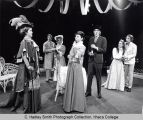 "Scene from ""Importance of Being Earnest"", Ithaca College, Ithaca, NY, group view of..."