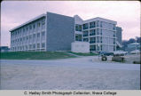 Williams Hall, Ithaca College, Ithaca, NY,  exterior view from the Northwest, taken November 17,...
