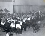Mid-Century Convocation concert, College's Symphony Orchestra with Dorothy Kirsten, Ithaca...