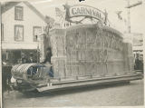 1911 Winter Carnival Float