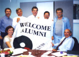 Alumni Day, Queens College alumni in Los Angeles, California, Accession 2005X-04