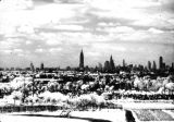 R15_Manhattan Skyline from Campus, ca. 1940 [slide 20]