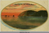 View from Narrows, Hudson River. [front caption] (1front) [h0080ac1]