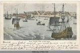 New York, 250 years ago. [front caption] (1front) [h0031ac1]