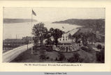 No. 136--Hotel Claremont. Riverside Park and Hudson River, N.Y. [front caption] (1front) [h0105ac1]