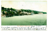 New Baltimore; Hudson River [front caption] (1 front) [h0129ac1]