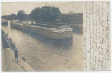 ERIE CANAL DURHAMVILLE, N.Y.  [handwritten front caption] (1front) [e0425ac1]