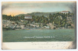 """CRANSTONS"" HUDSON RIVER N.Y. [front caption] (1front) [h0181ac1]"