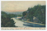 A View of the Mohawk Valley, Little Falls, N.Y. [front caption] (1front) [e0519ac1]