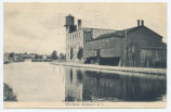 Erie Canal, Middleport, N. Y. [front caption] (1front) [e0523ac1]