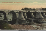 The Bridge and Aqueduct, near Schenectady, N. Y. [front caption] (1front) [e0156ac1]