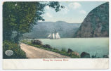 Along the Hudson River. [front caption] (1front) [h0165ac1]