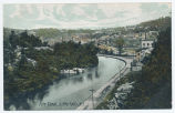 Erie Canal, Little Falls, N.Y. [front caption] (1front) [e0567ac1]