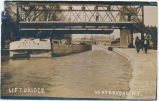 """LIFTBRIDGE"": WATERFORD N.Y. [handwritten front caption] (1front) [c0065ac1)"