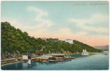West Point. Hudson River. [front caption] (1front) [h0143ac1]