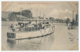 Park Ave., Bridge over Barge Canal, Brockport, N.Y. [front caption] (1front) [b0026ac1]