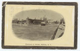 Entrance to Harbor, Buffalo, N. Y. [front caption] (1front) [e0549ac1.jpg]